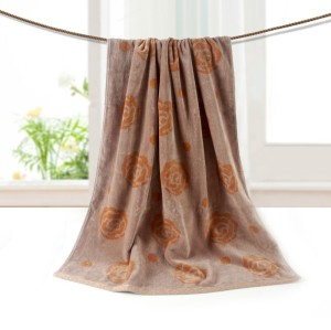 100% cotton 21s/2 yarn dyed velvet towel,color atmosphere, a variety of patterns.