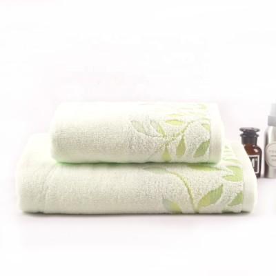 100% cotton printed plain color towel, factory supply, reusable.