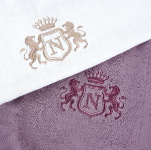 Luxury embroidery bathmat antiskid durable for hoteland home bath room.
