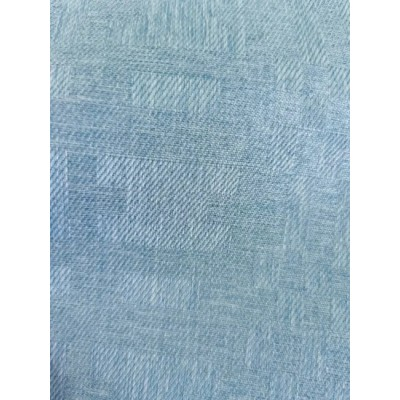 Jacquard Blackout Washable Water Repellent Sound and Heat Protected Curtain Upholstery Fabric Shade Cloth