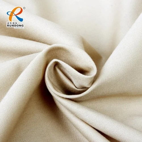 Polyester and Cotton Fabric / 16*12/108*56 265-275GSM Custom Drill Fabrics / Twill Cotton Cloth Fabric Used for Work Clothing