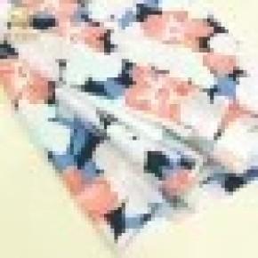 100% Cotton Printed Fabric Flower Print Textile Cloth Fabric
