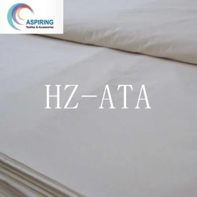 100% cotton Tc 80/20 Pocketing Fabric Supplier 45X45 110X76 Grey Fabric