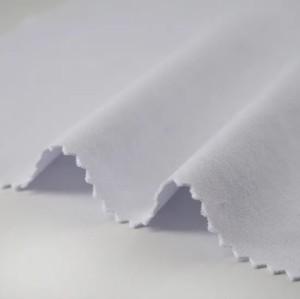 Custom Uniform Clothes Cloth 100 Cotton Double Knit Jersey Interlock Fabric