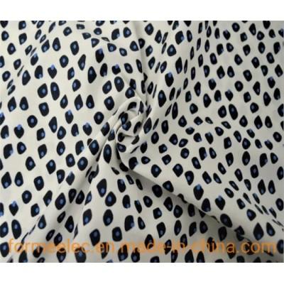 Spandex Poplin 40s 125g Cotton Elastic Popeline Stretch Fabric Tabinet Summer Garment Cloth