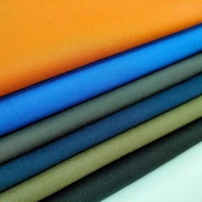 Stretch Cotton Polyester 3 %Spandex Twill Chino Fabric for Worker Cloth Pants