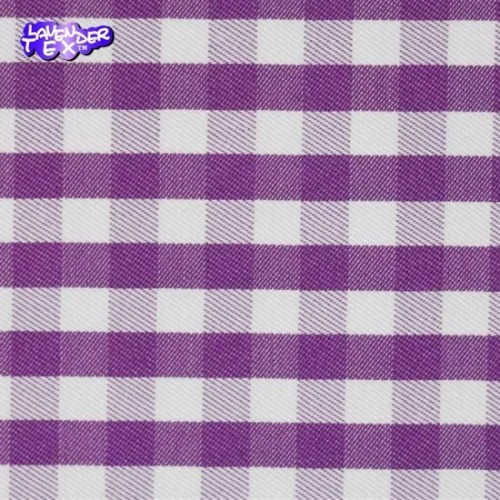 Sell 100% cotton T - shirt fabric solid plaid fabric