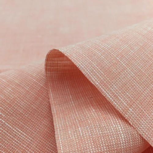 New Arrival 100% Linen Yarn Dyed End to End Fabric for Garment Hometextile T Shirt