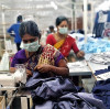 The recent state of Indian textile industry