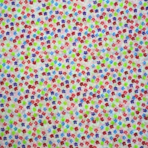 Bed Sheet Fabric Disperse Printed Fabric Popular Flower Design Bed Making African Cloth Material Printed.