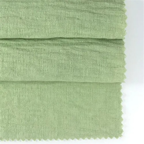 Natural Linen Fabric Solid Colored Needlework Cross Stitch Cloth for Making Bedding Set