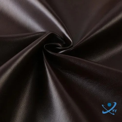 China Supply High Quality PU Artificial Leather for Making Sofa Fabric and Handbag Fabric/Polyester Fabric