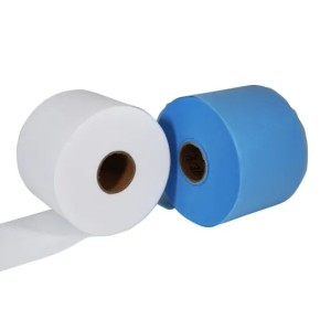 Face Cloth Raw Material Compresses Felt Sheets Polypropylene Non Woven Mask Fabric