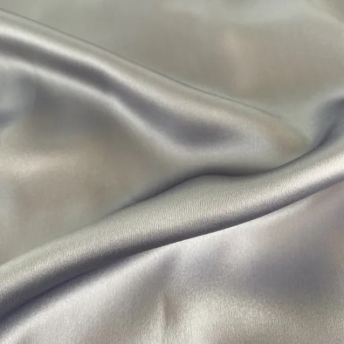Silky 100% Genuine Silk Fabric for Luxury Fashionable Dress