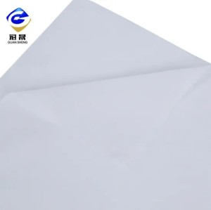 Made in China Factory Woven Fusible Interlining /Garment Interlining Fabric for Fashion Cloth & Dress Interlining