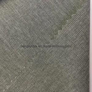 Customized Processing 190GSM Micro-Elastic Tr Fabric Ladies Dress Shirt Suit Trouser Fabric Plain Woven Fabric