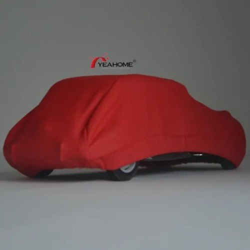 Breathable Water-Proof Sun-Proof Elastic Outdoor Car Cover Car Accessories