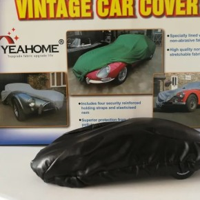 Outdoor Car Cover Auto Cover Stretch Car Cover Fake Leather Water-Proof Car Cover.