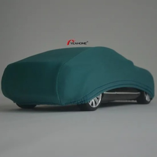 Scratch-Proof Super Soft Elastic Indoor Car Cover Breathable Auto Cover