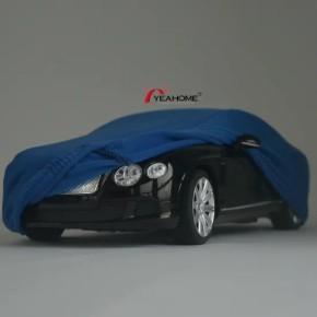 4-Way Elastic Heavy-Duty Indoor Car Cover Anti-Scratch Auto Cover