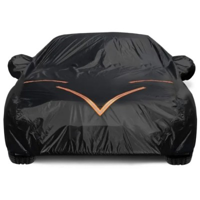 Provide All Weather Protection Full Body Waterproof Anti-UV Polyester Sun Outdoor Car Cover