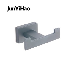 Bathroom hardware zinc alloy chrome plating set bathroom shelf toilet towel bar hardware pendant