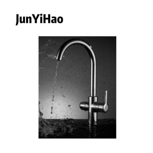 factory price chrome pure water kitchen faucets hot and cold water household kitchen faucet