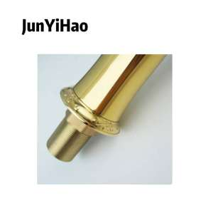 gold color ceramic cartridge full brass basin faucet classic single handle chromed bathroom faucet