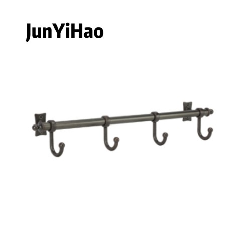 High quality Bathroom Clothes Hanging Hook 4pcs robe hook for hotel