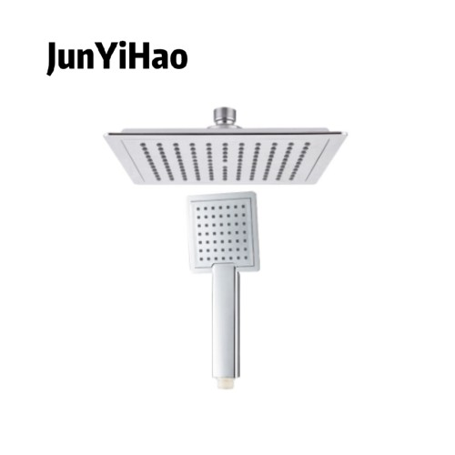 shower top spray stainless steel shower head dual purpose hand held shower head
