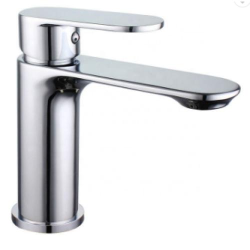 Sanitary ware water saving faucet brass body tap single range basin mixer