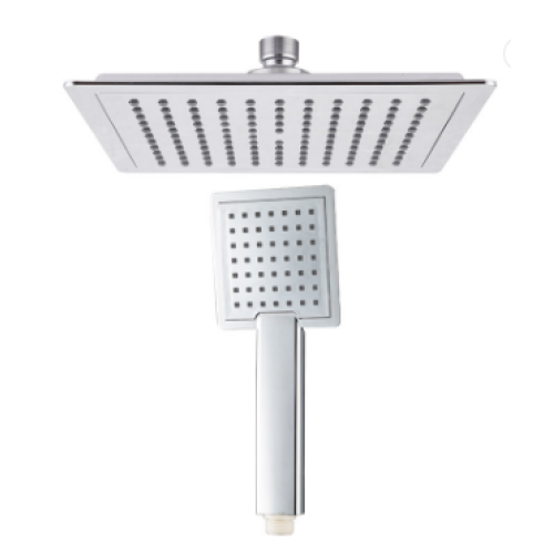 Shower head of bathroom rainwater ceiling