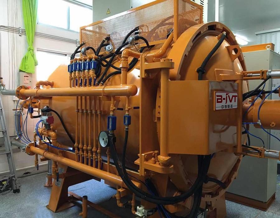 JVTF series tempering vacuum furnace