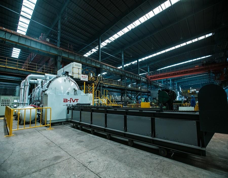 JVAF series annealing vacuum furnace