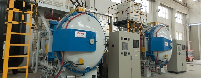 Vacuum furnaces' manufacturing, technical services on heat treatment and vacuum brazing