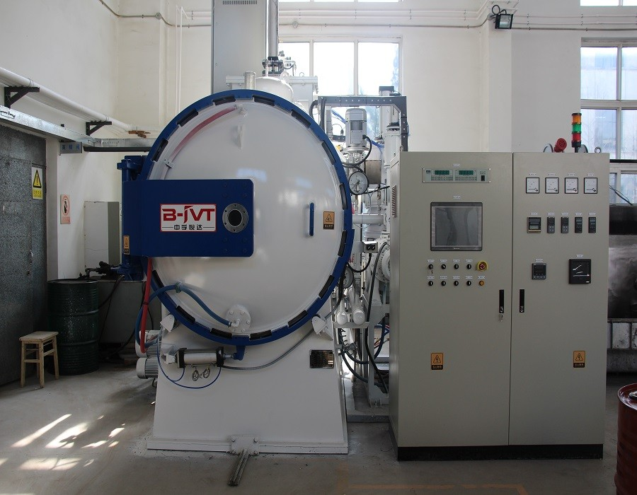 JVOQ series oil quenching vacuum furnace