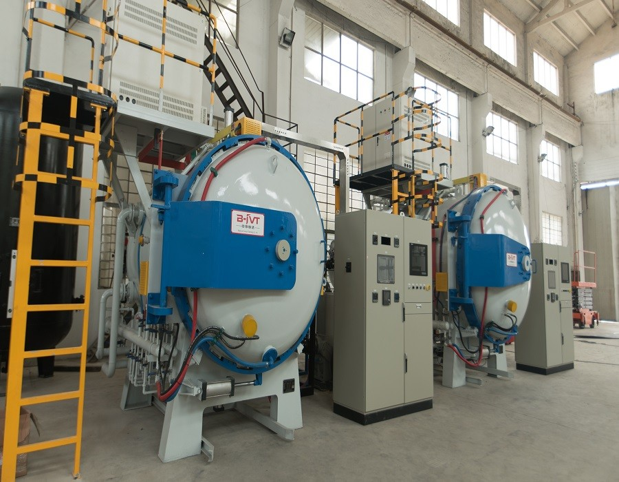 JVGQ series high pressure gas quenching vacuum furnace