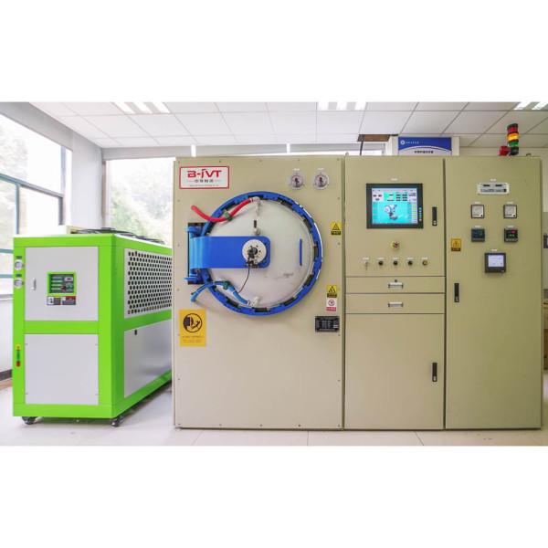 JVLF series Laboratory vacuum furnace