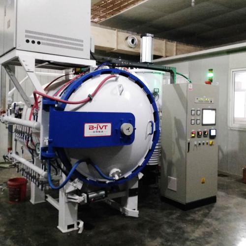 Serie JVSF horno de sinterización al vacío