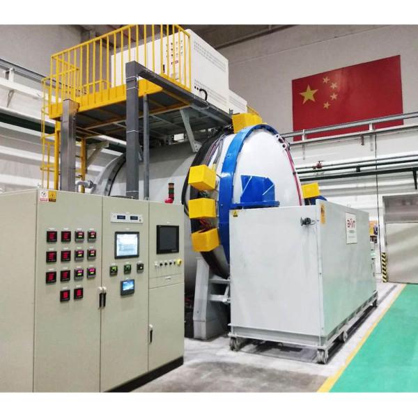 JVHB series high temperature vacuum brazing furnace