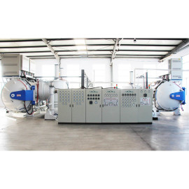JVAB series vacuum aluminium brazing furnace