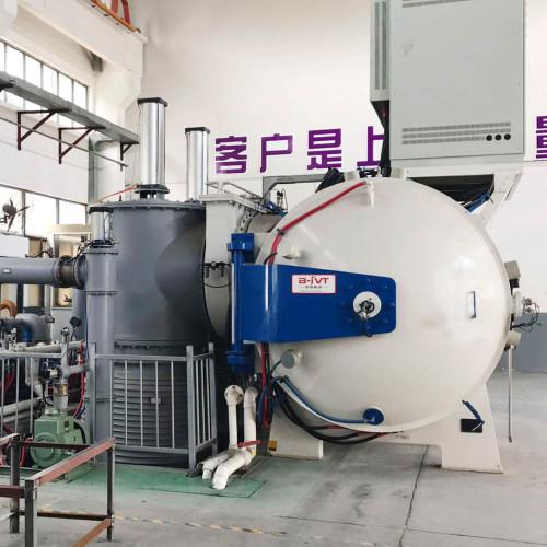 Horno de soldadura al vacío de aluminio serie JVAB