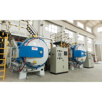 Газовая вакуумная печь высокого давления серии JVGQ