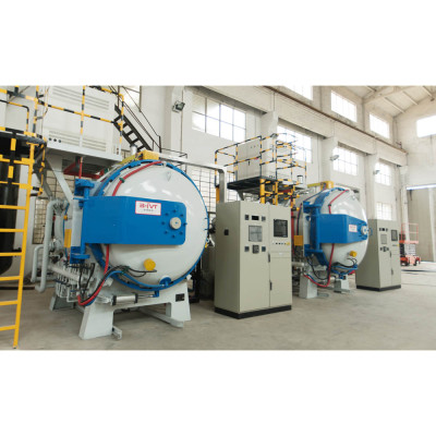 Horno de vacío de enfriamiento de gas de alta presión serie JVGQ