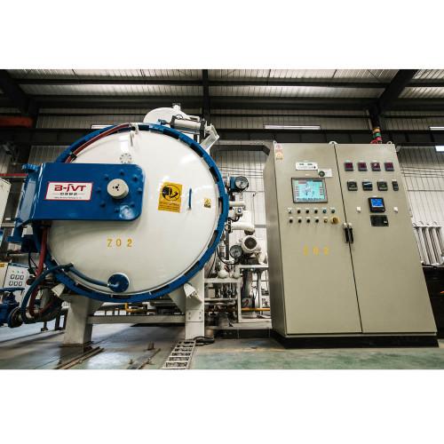 JVGQ series high pressure gas quenching vacuum furnace