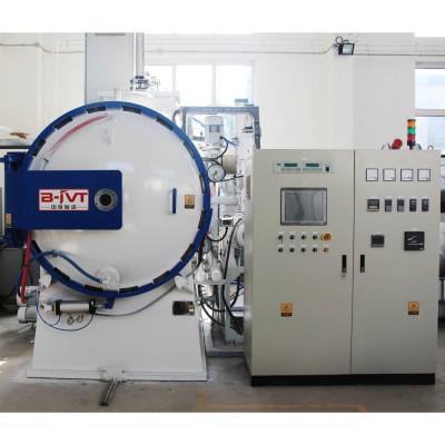 Horno de vacío de enfriamiento de aceite de doble cámara de la serie JVOQ