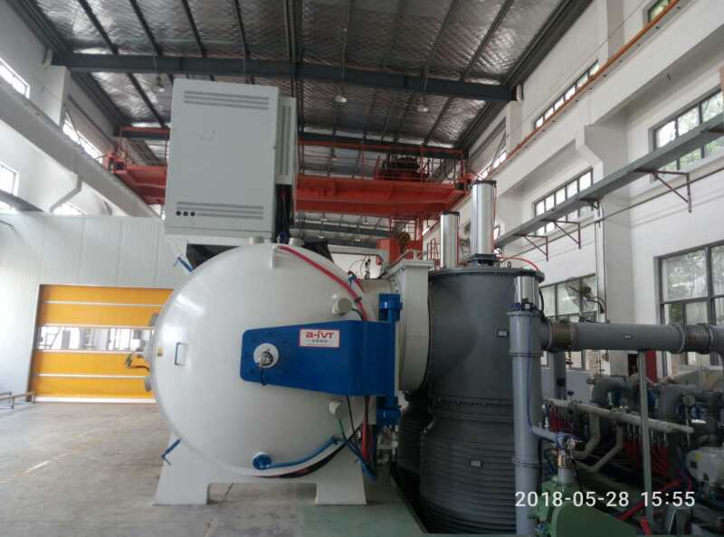 JVAB series aluminium brazing vacuum furnace