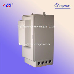 SK-305 outdoor cabinet, with air conditioner, IP55
