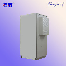 SK-3865 outdoor cabinet, with air conditioner, IP55