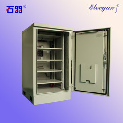 SK-298 outdoor cabinet, with TEC air conditioner, IP55